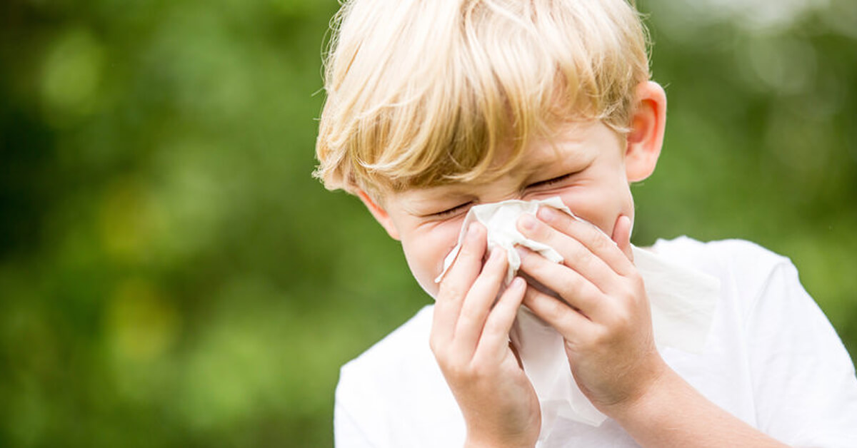 Does your kid always have a blocked sinus? You may not realize it, but chronic nasal infection can harm your kids dental health.