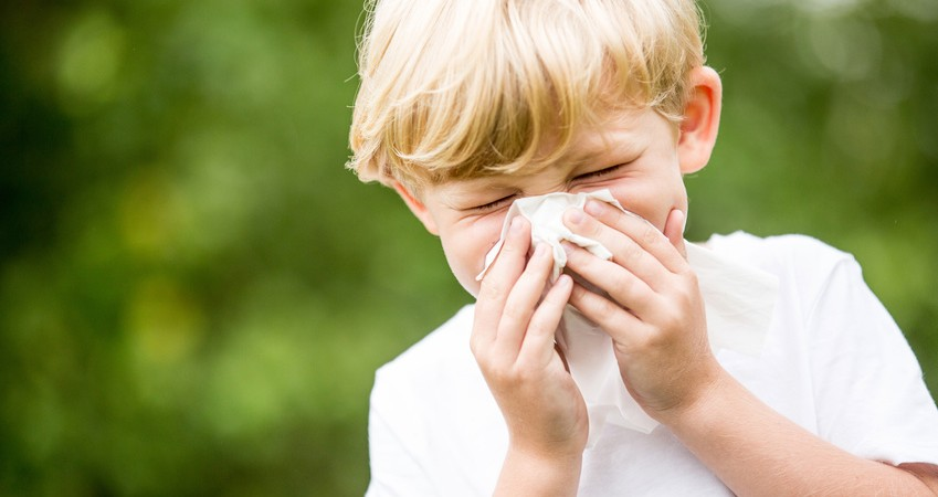 Why Allergies Harm Your Kids Dental Health