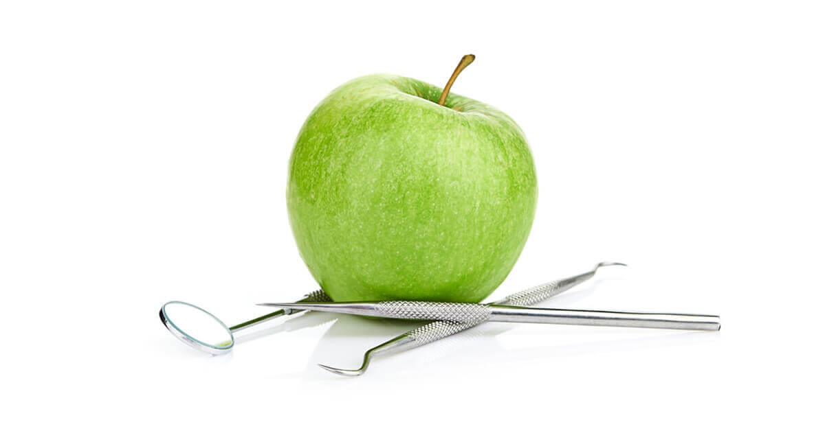 Do you know which foods strengthen teeth? Food that is good for teeth is good for the whole body.
