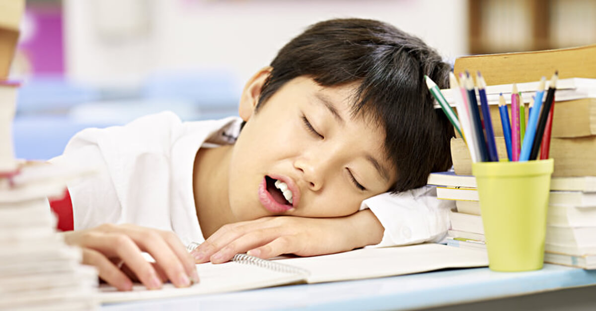 Sleep apnea symptoms like snoring in kids may reveal your child's brain dealing with lack of oxygen