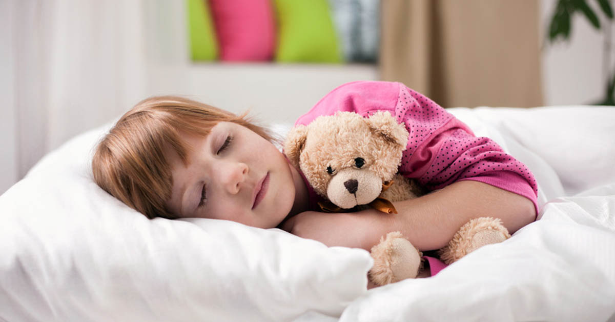 Snoring in kids is never normal. Know the signs of childhood sleep apnea and prevent life-long disease
